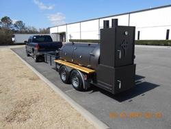 Click to view album: 500 Gallon Smoker